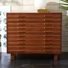 Orange Filing Cabinet File Cabinets Cb2