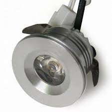 1w 3w Small Round Led Recessed Lights Rors S1w1 2