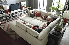 sectional sofas with ottoman large sectional sofas kulfoldimunka club