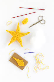 knit ornament the 12 ornaments of