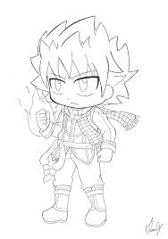 7 images of fairy tail chibi coloring pages fairy tail chibi