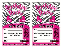 birthday invitation maker free free invite creator paso evolist co