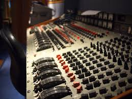 Studio Mixing Desks by Picture Post Abbey Road Studios Visit Organising Thoughts