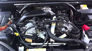 commander jeep 2013 2007 jeep grand cherokee om642 3 0 v6 turbo diesel youtube