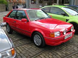 90 Ford Escort 1990 Ford Escort Mk4 Xr3 1597cc G732mua Registration G732m U2026 Flickr