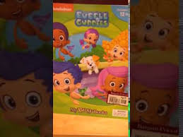 nickelodeon bubble guppies busy books