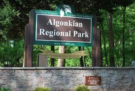 Sterling Virginia Map by Algonkian Regional Park In Sterling Va Nova Outdoors
