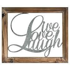 live laugh love wall décor u2013 stratton home decor