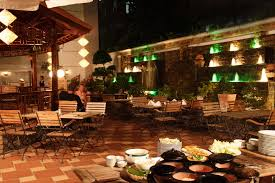 sunrise nha trang hotel green leaf buffet dinner will be organized