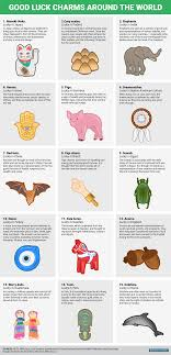 15 fascinating luck charms from around the world symbols