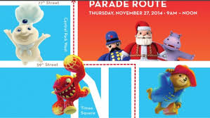 tour macy s thanksgiving day parade route pocketsights
