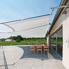 waterproof shade sail gedersdorf sunsquare