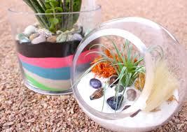 home decor craft ideas diy sand terrariums kit kraft