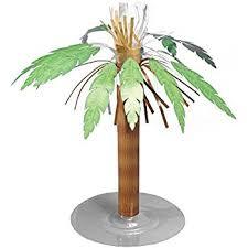Photo Tree Centerpiece by Amazon Com Foam Palm Tree Centerpiece Toys U0026 Games
