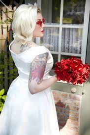 bridal ivory satin 50s rock u0027n u0027 roll wedding dress miss moss corsets