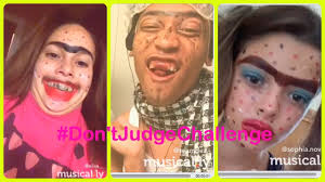 Challenge Compilation React To Don T Judge Challenge Compilation Dontjudgechallenge