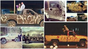 alyce paris prom country style promposal ideas to steal