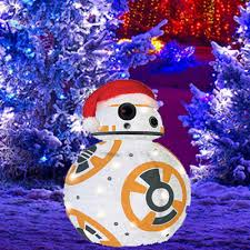 modern ideas star wars christmas decorations outdoor decoration 28