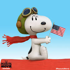 snoopy flag day and baron selig news