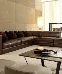 Brown Leather Sectional Sofa by Best 25 Large Sectional Sofa Ideas Only On Pinterest Large