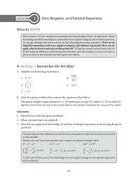 light me up math worksheet answers math 9 module 4