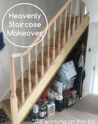 Replacing Banister Hallway Makeover Step 1 Replacing The Staircase Welovehome