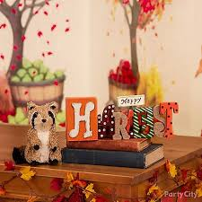 Fall Party Table Decorations - hello fall class party ideas party city