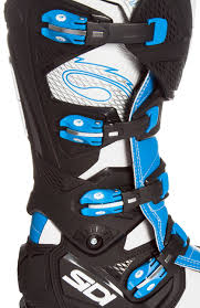 Sidi Mx Boots X 3 Light Blue Black 2017 Maciag Offroad