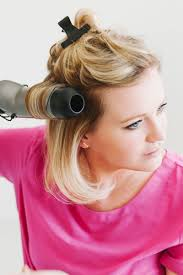 best curling wands for short hair how to create a faux blowout the everygirl