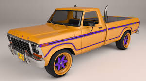 78 Ford F150 Truck Bed - 1978 ford f150 by samcurry on deviantart