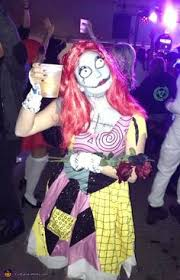 Sally Halloween Costumes Sally Jack Skellington Jack Skellington Sally Costumes