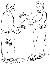 jesus parables coloring pages parables jesus coloring pages