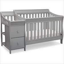 convertible cribs ikea cottage solid headboard savanna white Convertible Crib With Storage