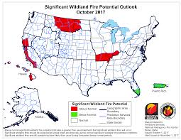 Missouri Wildfire Map by Southern Area Coordination Center