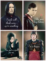 Harry Potter Valentines Meme - check out these 40 geeky valentine s day cards you must