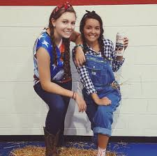 costumes at halloween spirit redneck country costume diy halloween spirit day holidays