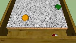 indoor carpet ball table carpetball table animation youtube
