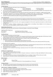 sample resume for banking resume bank operations manager virtren com cover letter sample resume for operations manager sample resume