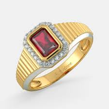 golden rings designs images Buy 100 men 39 s gold ring designs online in india 2018 bluestone png