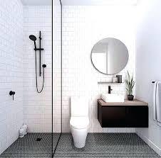 black and white bathroom decor ideas black and white tile bathroom decorating ideas view in gallery