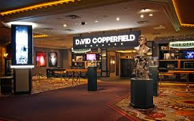 Mgm Grand Buffet by David Copperfield Theater Mgm Grand Las Vegas
