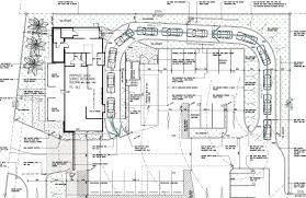 astonishing fast food restaurant floor plan images best