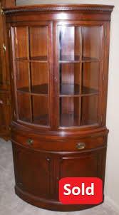Corner Hutch Cabinet Antique Corner Cabinet Mahogany Corner Cabinet