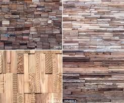 scrap wood wall scrap wood into architectural wall cladding by wonderwall studios