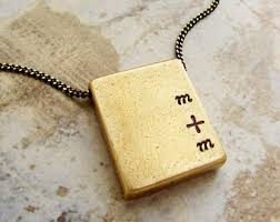 Personalized Mens Necklaces Men Initial Necklace Etsy