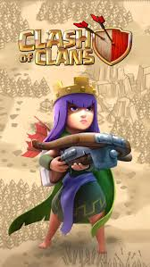 wallpapers clash of clans pocket bruxa clash of clans wallpaper wallpaper coc www mobilga com