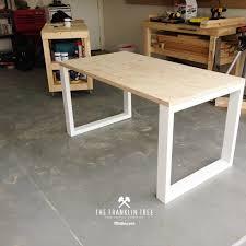 Wooden Computer Desk Plans Desk Office Table Design Images Gl Work Custom Builder Interior