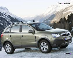 opel antara 2005 opel car database specifications photos description