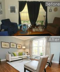 Before And After Home Renovations With Cost Awesome Split Level Remodel Interior Before And After House