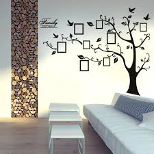 Wall Decorating Ideas For Living Room Wall Decal Ideas Impressive Wall Decor Decals Ideas Family Tree